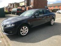 2008 AUDI A4 TDI SE AUTO DAMAGE REPAIRABLE HPI CLEAR