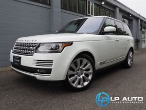 2016 Land Rover Range Rover 5.0L V8 Supercharged! Lease and Fina