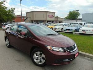 2013 Honda Civic AUTO ONE OWNER NO ACCIDENT