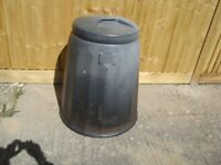VERY LARGE COMPOST BIN - 22 CUBIC METRES CAPACITY