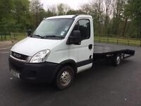 2011 Iveco daily 3.5t 2.3hpi tdi beavertail recovery truck ✅ 12 months mot ✅ transit Ducato sprinter