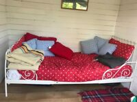 Ikea extendable bed