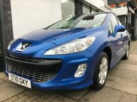 Peugeot 308 1.6 HDi Sport 5dr ONLY £30.00 PER YEAR ROAD TAX