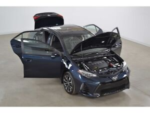 2017 Toyota Corolla XSE GPS*Cuir*Toit Ouvrant*Camera Recul*
