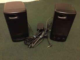 Goodmans Mini Speakers