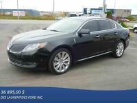 2013 LINCOLN MKS ECOBOOST AWD GARANTIE 10ANS*