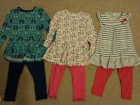 Girls outfits age 2-3