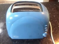 Clean Blue Toaster