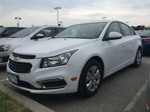 2016 Chevrolet Cruze Limited W Roof