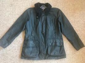 Barbour wax jacket - Ladies
