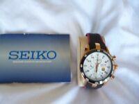Seiko Sportura automatic watch