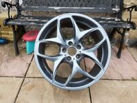 "BMW X5 E70 20"" Alloy Wheel"