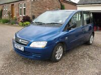 Wheelchair accessible vehicle with wheelchair beside driver.Good condition. Mot till end september