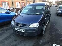Vw caddy 1.9tdi DSG fully kitted out valeting van
