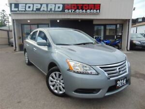 2014 Nissan Sentra *Monthly Special*Bluetooth,Cruise Control,Eco
