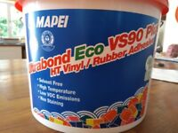 Mapei Ultrabond vs90p plus Rubber vinyl adhesive
