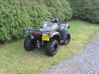 Honda TRX420 FOURTRAX Quad bike Agri Road registered