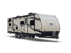 2017 Keystone RV Outback Diamond Super Lite 293UBH