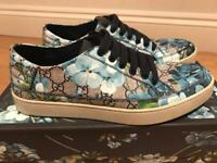 Gucci Blossom Trainers/Sneakers UK9 very rare!