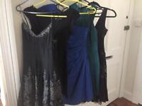 Karen Millen FCUK and Warehouse Dresses