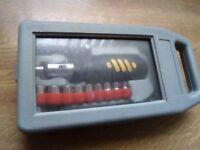 screwdriver ratchet set
