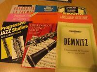 Clarinet Music for Beginner