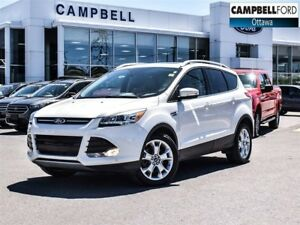 2014 Ford Escape Titanium ONLY 51,000 KMS-LOADED-NAV-AWD