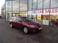 2008 58 MAZDA 3 1.6 TAKARA 5D 105 BHP **** GUARANTEED FINANCE **** PART EX WELCOME