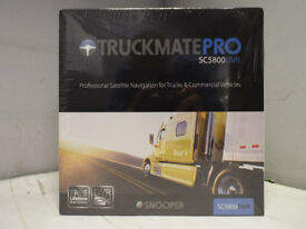 TRUCKMATE PRO SC5800 DVR satellite navigation
