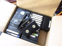 Video Tapes - (approx 110)