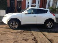 Nissan Juke, 2014, 1.6 patrol automatic low mileage.