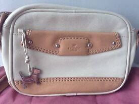 Radley cross body / shoulder bag and dust bag BNWOT