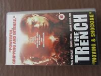 THE TRENCH - VHS Cassette