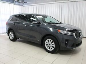 2019 Kia Sorento EX GDi AWD SUV 7PASS. LOADED WITH FEATURES: APP