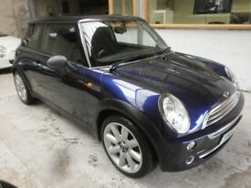 2004 MINI HATCH 1.6 ONE 3DOOR, HATCHBACK, HPI CLEAR, SERVICE HISTORY, CLEAN CAR, DRIVE LIKE NEW,