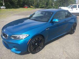 2017 BMW M2 COUPE+MANUELLE+BAS MILLAGE