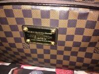 Louis Vuitton. Hand luggage