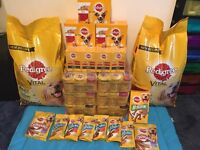 Pedigree Dog Food Bundle - Brand New - Unopened