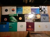 107 Hard House Vinyl's - Mostly good to very good condition