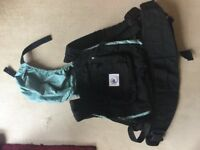 Ergo baby carrier in great condition.