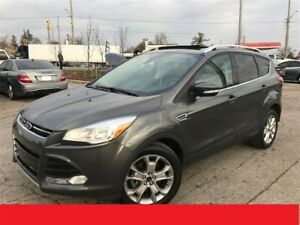 2015 Ford Escape Titanium / NAV / ROOF / LEATHER