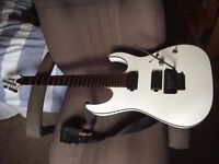 Ibanez Iron Label (RGIR20E) White Electric Guitar -Good Condition