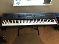 Yamaha MOXF8 88 Key in Mint Condition