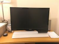 Samsung 24' widescreen LED monitor in excellent condition