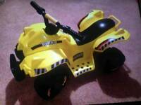 Child's Tonka Electric Quad Bike