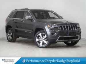 2016 Jeep Grand Cherokee Limited * Panoramic Sunroof * Nav