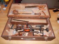 Vintage Tools - Vintage Tool box & vintage Tools