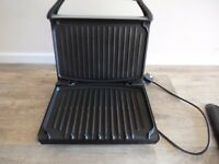 George Foreman Fat Reducing Grill 7 Portion with box