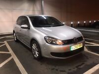 VW Golf 1.6 TDI Bluemotion Full Leather with Park Assist