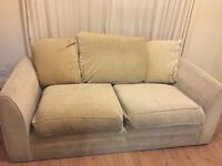 Sofa 2 and 3 seater Free to Collector, quick collection required, house clearance